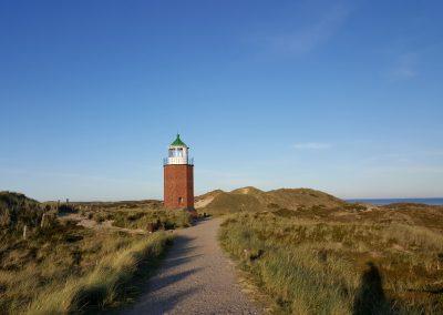 Uwe und Wanderdüne, Tinnum Burg und Leuchtturm 20151002_175701_001